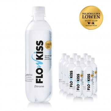 FLOWKISS Koffeinhaltiges Wasser - 12er-Set