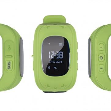 "EASYmaxx Armbanduhr Kids Smart Watch ""OLED"" - Limegreen"