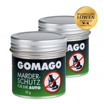 GOMAGO Mardervergrämung Auto - 2er-Set