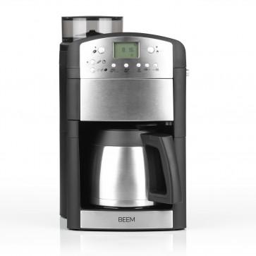 BEEM FRESH-AROMA-PERFECT Filterkaffeemaschine mit Mahlwerk - Thermo | BASIC SELECTION | 24h-Timer
