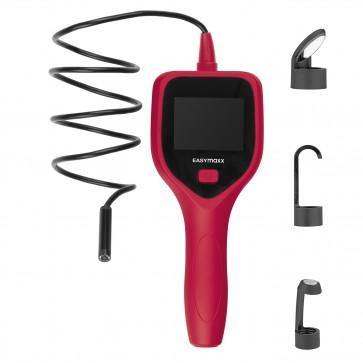 EASYmaxx Endoskopkamera - Mit LED-Licht - 120 cm Kamerakabel - rot