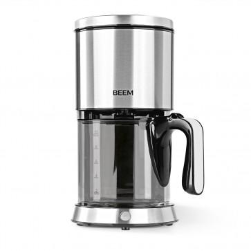 BEEM Filterkaffeemaschine Edelstahl - Glas | BASIC SELECTION | Kaffeemaschine | Glaskanne