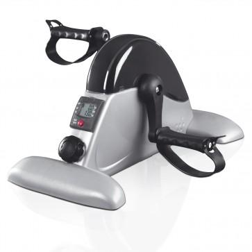 VITALmaxx Mini-Trainer 2in1 in Grau-Transparent - Freisteller
