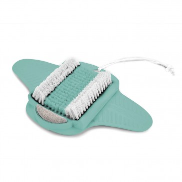 VITALmaxx Fußpflege-Pad - Reinigung + Hornhautentfernung