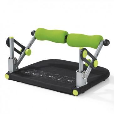 VITALmaxx Body-Fitnesstrainer Basic 5in1 limegreen/schwarz - Freisteller