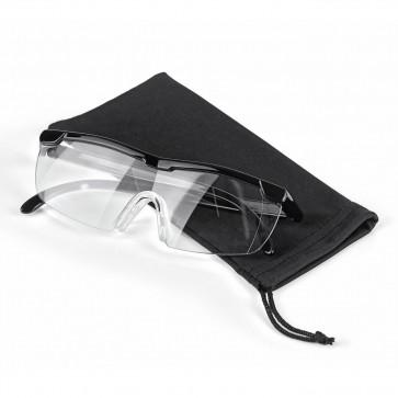 EASYmaxx Vergrößerungsbrille - Schwarz