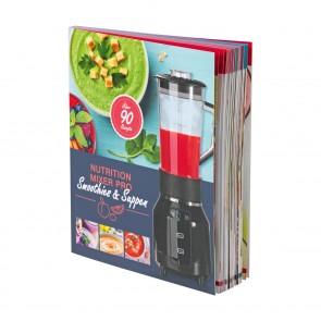 GOURMETmaxx Buch Nutrition Mixer Heizfunktion
