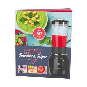 GOURMETmaxx Buch Nutrition Mixer Heizfunktion - Freisteller 1