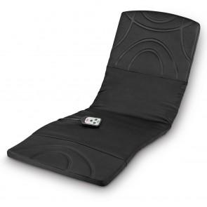 VITALmaxx Massagematte 5-Zonen mit Wärmefunktion, schwarz - Freisteller