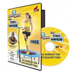 POWER MAXX Training DVD Fitness