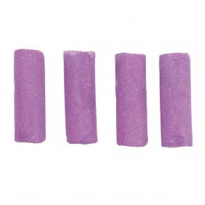 Abfluss-Fee Lavendel-Duftstein 4er-Set in Lila - Freisteller