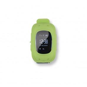EASYmaxx Armbanduhr Smartwatch OLED - Limegreen