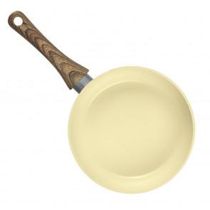 BRATmaxx Keramik-Pfannen geschmiedet 5-tlg. inkl. Pfannenschoner - Mint-Vanille