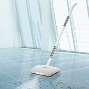 CLEANmaxx Akku-Vibrationsmopp 11,1V - Weiß