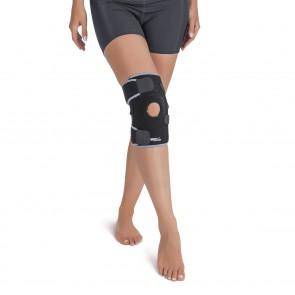 VITALmaxx Knie-Bandage Biofeedbac - schwarz