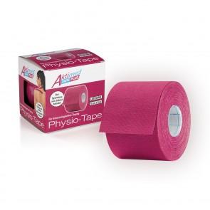 Aktimed Tape PLUS - Physio-Tapes mit Wirkstoff - pink