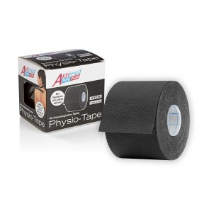 Aktimed Tape PLUS - Physio-Tapes mit Wirkstoff - schwarz
