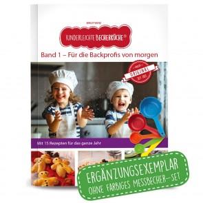 Kinderleichte Becherküche Buch - Für die Backprofis von morgen