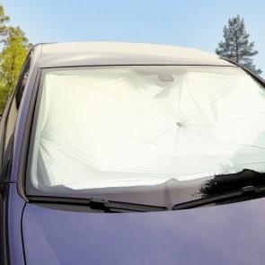 MAXXMEE Auto-Sonnenschutz für die Frontscheibe - 145 x 79 cm - silber