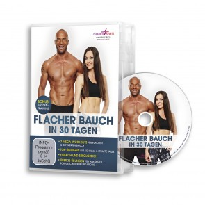 DVD Flacher Bauch in 30 Tagen - Freisteller 1