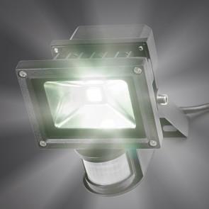 EASYmaxx LED Außenstrahler mit Bewegungsmelder