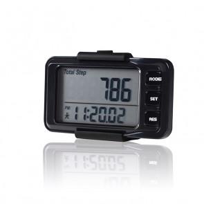 VITALmaxx Schrittzähler mit XXL-Display - 3V, schwarz