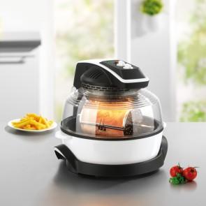 Hoher Grillrost für GOURMET MAXX Vital Fritteuse und Heißluft-Ofen