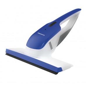 CLEANmaxx Akku-Fenstersauger - Ca. 25 Minuten Dauerbetrieb - weiß/blau