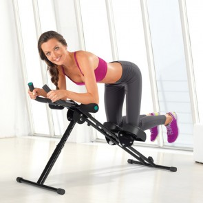 VITALmaxx Trainingsgerät fitmaxx 5 in Schwarz