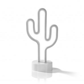 EASYmaxx Dekoleuchte Kaktus 4,5V - Grün