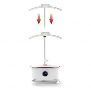 CLEANmaxx Bügler mit Dampffunktion - 2 Bügelprogramme - Weiß