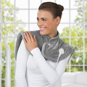 VITALmaxx Wärmekissen - Für Nacken & Rücken - grau