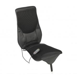 VITALmaxx Massagematte - Wärme- & Kühlfunktion - schwarz