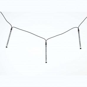 EASYmaxx LED-Leuchte Meteorit 8er-Set in Weiß - Freisteller