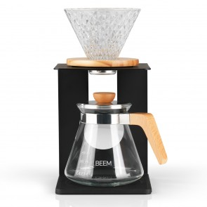 BEEM POUR OVER Kaffeebereiter Set - 4 Tassen | CLASSIC SELECTION | 4-teilig