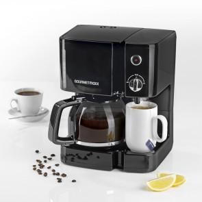 GOURMETmaxx Kaffee- & Teestation 900W - Schwarz
