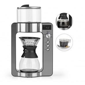 BEEM POUR OVER Filter-Kaffeemaschine mit Waage - Glas