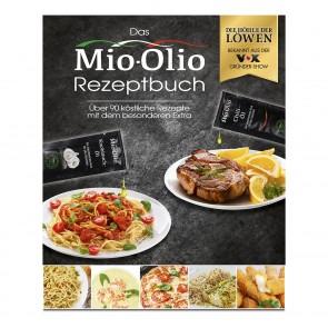 Mio-Olio Try-Me Set - 20x Knoblauch & 20x Chilli Rapsöl + 1x Rezeptbuch