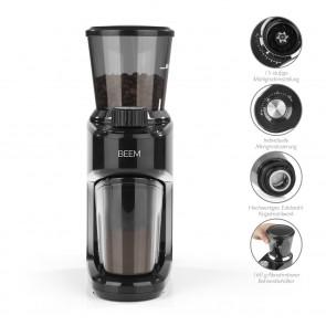 BEEM GRIND-INTENSE Elektrische Kaffeemühle - 160 g