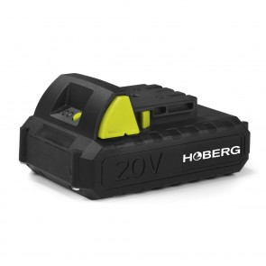 Hoberg Universal-Akku 20 V, 2.0 Ah