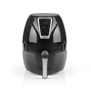 GOURMETmaxx Heißluft-Fritteuse Digital - 3 Liter Fassungsvermögen - schwarz