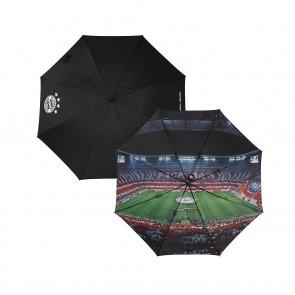 """FC Bayern München Regenschirm """"Allianz Arena"""" - schwarz"""