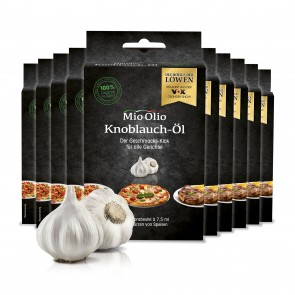 Mio-Olio Rapsöl Knoblauch, 100er-Set