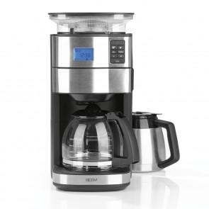 BEEM FRESH-AROMA-PERFECT II Filterkaffeemaschine mit Mahlwerk - Duo