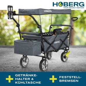 Hoberg faltbarer Bollerwagen