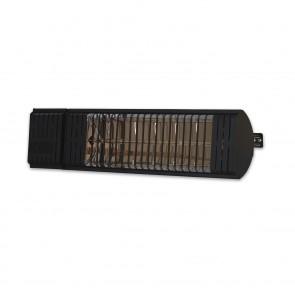 MAXXMEE Infrarot-Wärmestrahler - 2 Leistungsstufen - schwarz