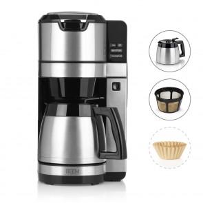 BEEM FRESH-AROMA-PURE Filterkaffeemaschine mit Mahlwerk