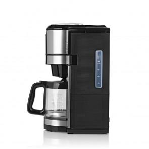 BEEM FRESH-AROMA-PURE Filterkaffeemaschine mit Mahlwerk - Glas