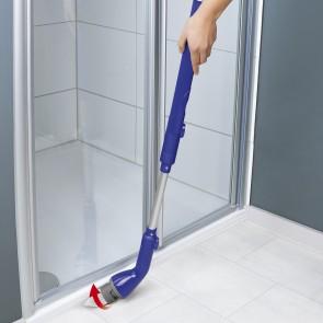 CLEANmaxx Akku-Reinigungsbürste 3,7V in Blau