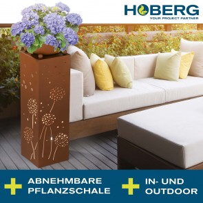 Hoberg LED Pflanzsäule